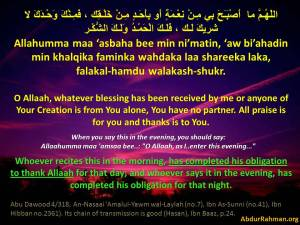 Fulfilling-the-obligation-to-Thank-Allaah
